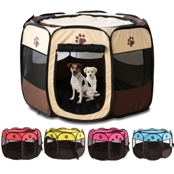 Water Resistant Portable Pet Tent for sale