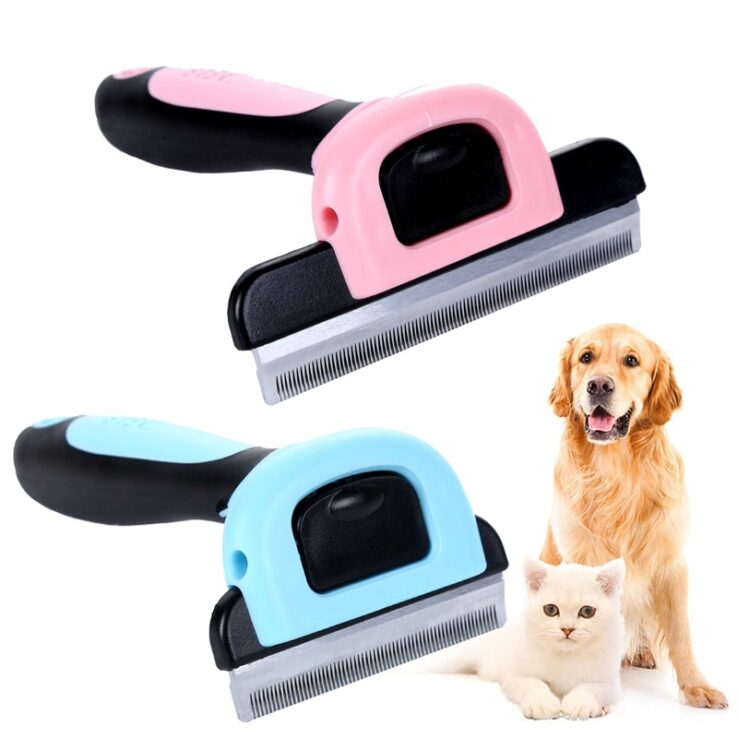 magic fur brush for pet dogs & cats