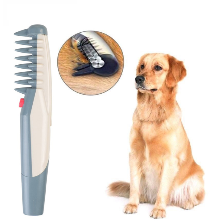 electric pet comb