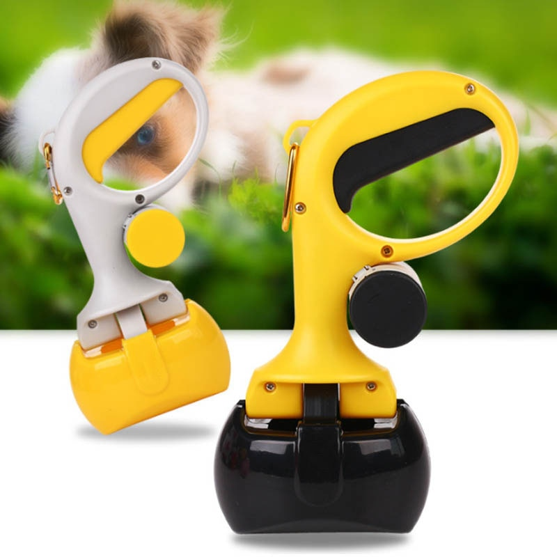 portable pets pooper scooper